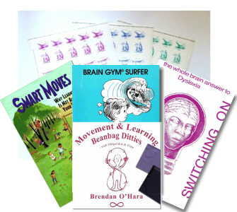 Brain Gym Books